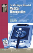 The Washington Manual of Medical Therapeutics (Lippincott Manual Series
