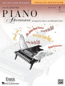 Accelerated Piano Adventures for the Older Beginner, Book 2