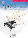 Piano Adventures, Level 2A, Gold Star Performance [With CD (Audio)]