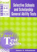 Excel Selective Schools & Scholarship General Ability Tests