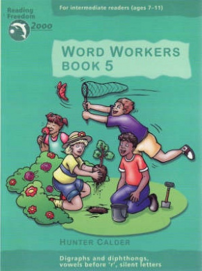 Word Workers: Book 5 (Reading freedom 2000 program)