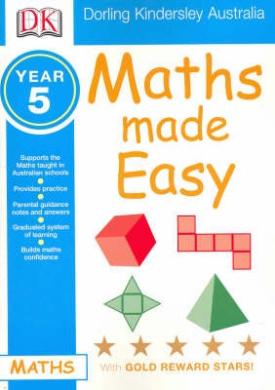 Maths: Year 5 (Maths Made Easy S.)