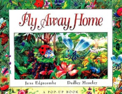 Happy Bugs Fly away Home Pop up