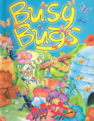 Busy Bugs Jigsaw Puzzle