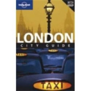 Lonely Planet London City Guide [With London City Map]