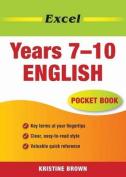 Excel English Pocket Book