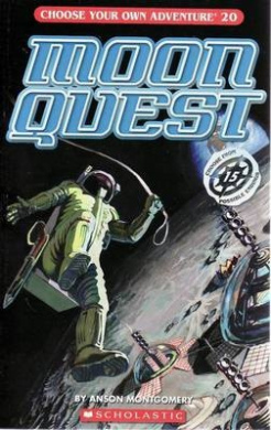 Moon Quest (Choose Your Own Adventure)