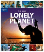 Lonely Planet Wall Calendar 2009