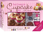 The Complete Cupcake Kit with Stand