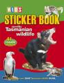 Tasmanian Wildlife Sticker Book