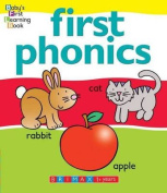 First Phonics (Baby's First Learning) [Board book]