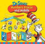 Dr Seuss Numbers Frieze and Mobile