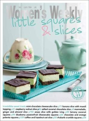 Little Squares & Slices (The Australian Women's Weekly: New Essentials)