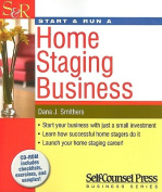 Start & Run a Home Staging Business [With CDROM]