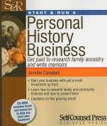 Start & Run a Personal History Business [With CDROM]