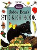 Bobby Bear's Sticker Book