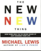 The New New Thing [Audio]