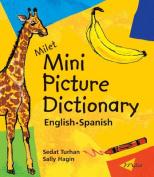 Milet Mini Picture Dictionary (English-Spanish) [Board Book]