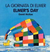 Elmer's Day [Board book]