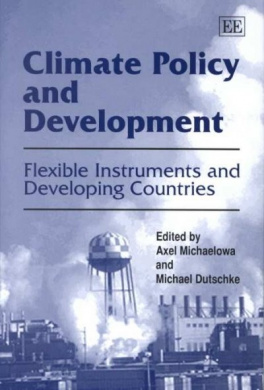 Climate Policy and Development: Flexible Instruments and Developing Countries