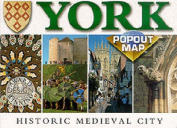 York (UK Popout Maps S.)