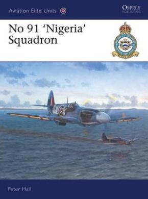 Aviation Elite Units 3: No 91' Nigeria' Sqn (Osprey Aviation Elite S.)
