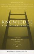 Knowledge for Development?