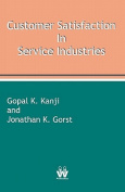 Customer Satisfaction in Service Industries