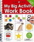 Wipe Clean My Big Activity Work Book