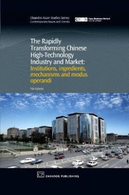 The Rapidly Transforming Chinese High Technology Industry and Market: Institutions, Ingredients, Mechanisms and Modus Operandi