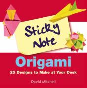 Sticky Note Origami