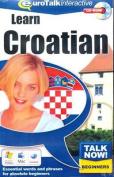 Talk Now! Learn Croatian