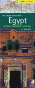 A Rough Guide Map Egypt