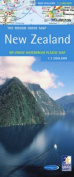 A Rough Guide Map New Zealand