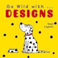 Go Wild with Colours [Board book]