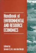Handbook of Environmental and Resource Economics