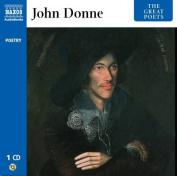John Donne (Great Poets) [Audio]