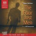 The Four Just Men: Unabridged [Audio]
