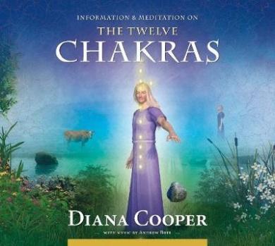 The Twelve Chakras: Information and Meditation (Information and Meditation)