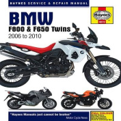 BMW F800 (including F650) Twins Service and Repair Manual