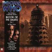 Blood of the Daleks  [Audio]