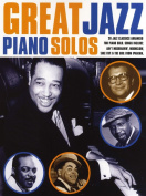 Great Jazz Piano Solos. [Region 4]