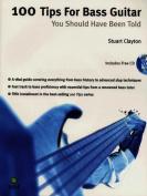 100 Tips for Bass Guitar