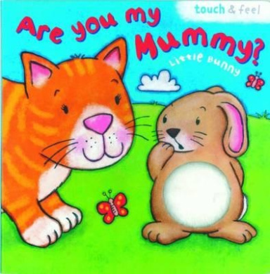 Little Bunny: Are You My Mummy? (Board Book 200) [Board book]