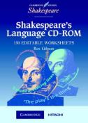 Shakespeare's Language CD-ROM