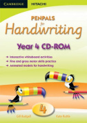 Penpals for Handwriting Year 4 CD-ROM