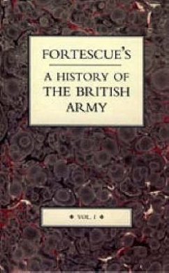 Fortescue's History of the British Army: v. I