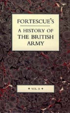 Fortescue's History of the British Army: v. 2
