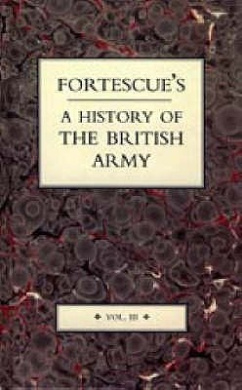 Fortescue's History of the British Army: v. 3