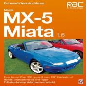 Mazda MX5 1.6 Workshop Manual